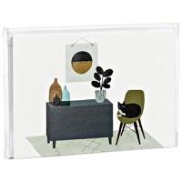 预订Olive's House:Big Notecard Set