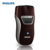 飞利浦(Philips) 男士 双刀头 旋转 胡须刀 电动剃须刀 PQ216