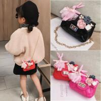 时尚小香风甜美可爱迷你小背包儿童包包公主女童宝宝单肩斜挎包