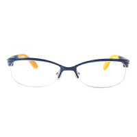 威古氏 眼镜框钨钛塑钢眼镜架近视眼镜女潮 眼镜框 5012