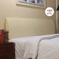 定做布艺现代简约床头靠垫床上大靠背无床头板软包榻榻米沙发靠垫定制