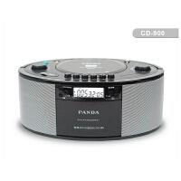 【赠16G U盘+耳机+磁带】cd机 便携 熊猫CD机CD-900录音机磁带收录机胎教机 u盘 DVD机 USB磁带机