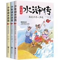 少年读水浒传(全三册)