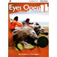 剑桥新探索系列中学英语教材Eyes Open Level 1 Workbook with Online Practice 练习册带在线练习