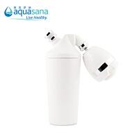 美国阿克萨纳/Aquasana沐浴净水器 AQ-4100C软水除氯护肤淋浴花洒过滤器