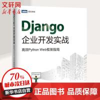 Django企业开发实战 高效Python Web框架指南 人民邮电出版社