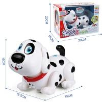 儿童电动玩具男孩智能1-2-3-4岁女孩狗狗走路会唱歌仿真动物 +充电器+充电电池