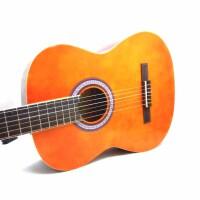支持货到付款 Rockman 古典吉他 木吉他 古典 六弦琴 经典原木色 吉他 经典中的经典 西班牙吉他 尼龙弦 不伤