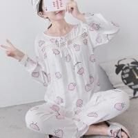 月子服夏季透气韩版春秋夏季月子服薄款透气纱布孕妇睡衣产妇产后哺乳喂奶ZT-05