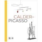 考尔德与毕加索 两位大师的目录 Calder Picasso