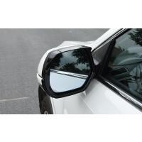 17款CRV改装后视镜雨眉 12-19CRV专用晴雨挡 混动CRV倒车镜雨眉框