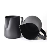 不�P�拉花杯咖啡拉花神器尖嘴�杭y��I拉花缸打奶泡杯子咖啡器具