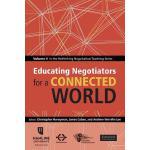 【预订】Educating Negotiators for a Connected World: Volume 4 i