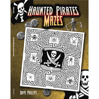 Haunted Pirates Mazes (【按需印刷】) 按需印刷商品,15天发货,非质量问题不接受退换货。