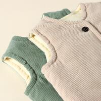 儿童马甲外穿秋冬男童宝宝婴儿内穿厚背心女童