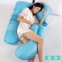孕妇枕头护腰侧睡枕多功能托腹侧卧枕睡垫睡觉用品U型枕孕靠枕夏MYZQ27