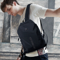 休闲背包男双肩包时尚潮流轻便简约书包大容量男士旅行电脑包潮