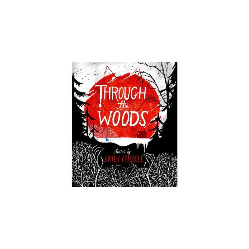 【预订】Through the Woods 预订商品,需要1-3个月发货,非质量问题不接受退换货。