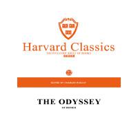百年哈佛经典第22卷:奥德赛(英文原版)