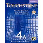 【预订】Touchstone 4A Student's Book [With CDROM]
