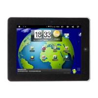 Cube 酷比魔方 U9GT 平板电脑 银色 8G 7英寸(A8处理器 Android2.3系统 1.2GHZ主频 5