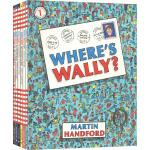 Where's Wally 威利在哪里(1-6) WALKER BOOKS