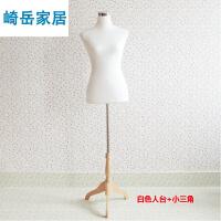 2019新品女半身模特道具立体裁剪台可插针服装展示架板房制版立裁人台