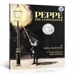 顺丰发货 Peppe the Lamplighter 灯夫皮普 凯迪克银奖 世纪之交的纽约 皮普为了帮助一家人的生活成