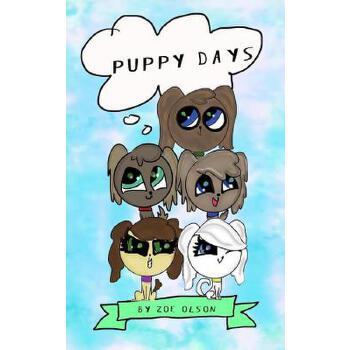 【预订】Puppy Days 预订商品,需要1-3个月发货,非质量问题不接受退换货。