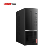 联想商用电脑 扬天M4000e(i3-7100/4G/1T/20.7英寸液晶) 联想商用机 分体台式机 可立卧紧凑机箱