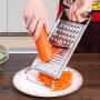 多功能切菜器刨丝器切片器土豆丝切条器家用厨房小工具不锈钢用具