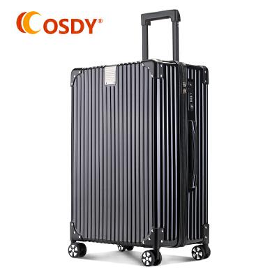 【可礼品卡支付】osdy升级新款拉杆箱20寸登机箱3-5天出行行李箱A930短期出行的得力助手,防撞包角远离暴力托运