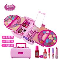儿童化妆品套装女孩公主彩妆盒口红小女童玩具生日礼物