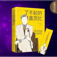 了不起的盖茨比 外国文学名著中文译本世界小说名著阅读书籍 初中生课外读物 优质读物书籍