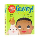 宝宝爱重力Baby Loves Gravity! 英文原版Baby Loves Science 萌萌的科学系列 低幼科