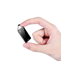 【新品来袭】迷你充电宝 vivo华为oppo手机通用大容量小巧20000毫安 小身材顶配版 磨砂黑100000M 循环