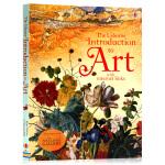 Usborne出品 互联网链接艺术产品 英文原版 Introduction to Art with internet
