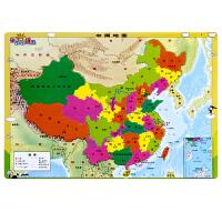 全新正版图书 磁乐宝拼图:中国地图 唐建军 中国地图出版社 9787520400916 蔚蓝书店