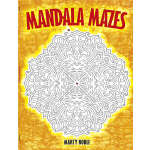 Mandala Mazes (【按需印刷】)
