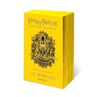 现货 哈利波特与凤凰社 赫奇帕奇学院20周年纪念版 英文原版 Harry Potter and the Order of