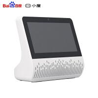 小度在家X6智能音箱语音助手人工智能电视百度全屏