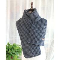 黛青 韩版手工diy编织围巾毛线材料包牛奶棉粗线女自织送男友教程