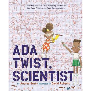 【预订】Ada Twist, Scientist 预订商品,需要1-3个月发货,非质量问题不接受退换货。