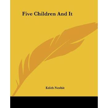 【预订】Five Children and It 预订商品,需要1-3个月发货,非质量问题不接受退换货。
