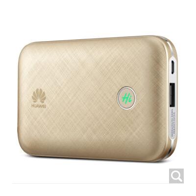 包邮 华为随行WIFI Pro E5771h-937三网通4g无线路由器随身mifi移动wifi 国内4G三网通/金色版 国内4G三网通