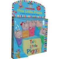 Little Scholastic: This Little Piggy: A Hand-Puppet Board B