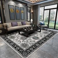 欧式长绒加厚高密卧室客厅地毯 茶几垫 茶几毯 沙发毛地毯 毛绒床边毯 轻奢艺术 2x2.8米 重约21斤