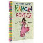 英文原版 Ramona Forever 永远的蕾蒙娜系列 儿童章节桥梁书 儿童小说 章节书 学生课外读物 平装 Bev