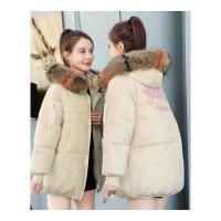 反季羽绒女短款大码棉衣加厚面包服新款韩版棉袄学生外套