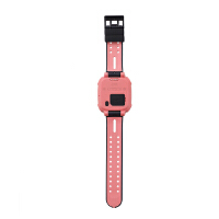 小天才�和���手表D2防水GPS定位智能手表 粉